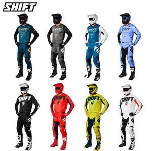 2020 DESLOCAMENTO Motocross Suit Ciclismo Calças Venue Forest Road Montanha Downhill respirável equitação Suit