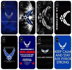 [TongTrade] nosotros fuerza aérea del USAF mamá Símbolo Print caso del iPhone para el 11 Pro X XS Max 6s 5s 5c Samsung A90 A9S Alfa G850 Huawei Mate de 10 Lite Caso