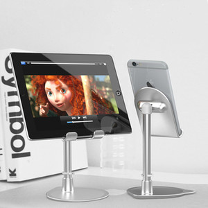 Freies Verschiffen 2020 neuer verstellbarer Handy Standfuß für Samsung Apples neue Desktop-Ständer Universal-Anti-Rutsch-Silikon Tabelle Tablette sta