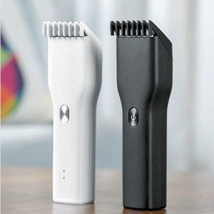 Men's Electric Hair Clipper Professional Trimmer USB Ceramic Hair Cutter Fast Charging Hair Adult Baby Clippers for Men