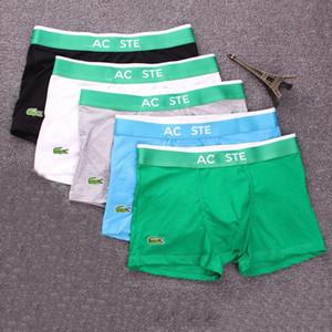 Mens Boxer Briefs mit Tierdruck-Mode-Marken-Männer Boxer Unterwäsche für Herren-Unterwäsche beiläufige Unterwäsche.