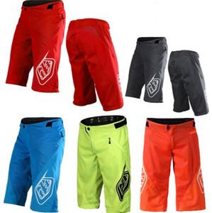 New TLD downhill shorts mountain bike riding shorts men's off-road quick-drying pants bicycle shorts summer