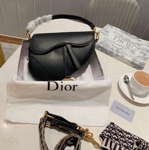 di cuoio di lusso Classic Tote Pures spalla a spalla in pelle tracolla di alta qualità del sacchetto delle donne della borsa -1283