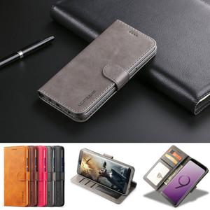 Leather Flip Wallet Phone Case For Samsung Galaxy S6 S7 S8 S9 Plus Cover Samsung Galaxy S8 S9 S6 S7 Edge Case Coque Fundas Etui