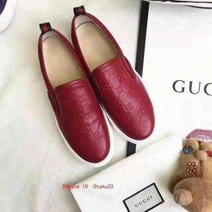 2019 hommes chaussures femmes loisir mode intérieur chaussures single chaussures talon plat de haute qualité unisexe 091503