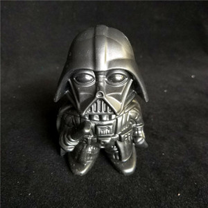 Novo Design Black Knight Grinder 3 Camadas Tobacco Grinder Herb Grinders para fumantes liga de zinco Grinders sa