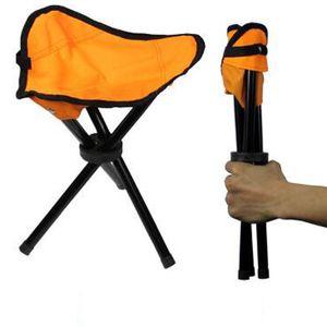 Neue Outdoor-Dreieck Folding beweglicher Stuhl im Freien wasserdichten faltbare Angeln Strand Wandern Picknick Camping Hocker Stuhl für Verkauf