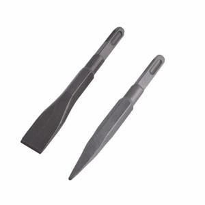 Di appartamenti e punta Cold Chisel 14x160mm elettriche rotanti Hammer Drill Bit di legno muro di cemento della roccia