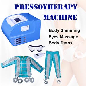 24 hava basıncı pressotherapy makine pressotherapy lenf drenaj makinesi vücut detoks kırışıklık giderme vücut zayıflama makinesi
