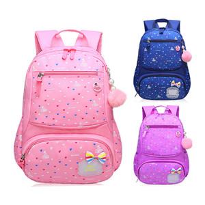 EKUIZAI mochilas escolares mochila escolar infantil mochila crianças girs meninos mochilas de nylon escola saco bolsa mochila rosa