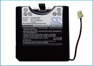 Cameron Sino 1500mAh batteria NH-2000RDP per Sony RDP-XF100iP, XDR-DS12iP