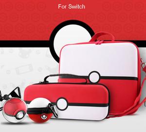 Лучшая сумка для переноски на молнии для Nintendo Switch NS Ball Plus Сумка для хранения Водонепроницаемая игровая сумка на ремне