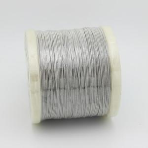 NK SS316L Ni90 KA1 biriktirme önceden oluşturulmuş tel karışık sigortalı clapton 400 m elektrik direnci tel bobin e çiğ atomizer fitil için paslanmaz çelik tel