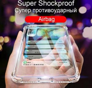 2019 Super-Stoß- klarer Fall für Huawei P30 Pro Mate-20 Lite-weiche Silikon-Handy-rückseitige Abdeckung Coque Qualität