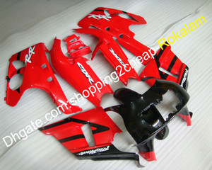 For Honda CBR400RR NC29 Cowling 1990-1998 CBR400 RR 400RR 90 91 92 93 94 95 96 97 98 Red Black ABS Motorcycle Fairing