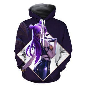 2020 Mode 3D Imprimer Sweats à capuche Sweat-shirt unisexe Casual Automne Hiver Streetwear Outdoor Wear Femmes Hommes hoodies 219