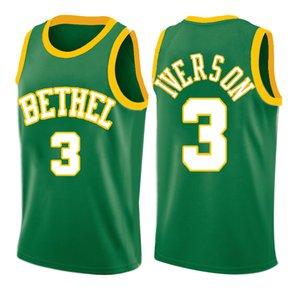 NCAA camiseta de baloncesto el envío rápido de la venta caliente de color amarillo ASDAS calidad de secado rápido verde azul buenas
