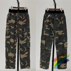 Kamuflaj Pantolon Bay Bayan 1 1 En İyi Kalite kargo pantolon fonksiyonlu cepler tulumları