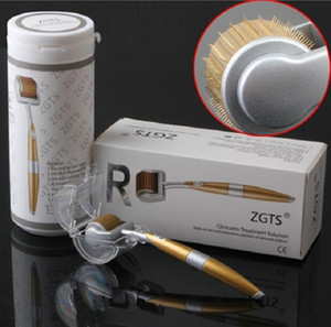 192 İğneler Dermaroller ile ZGTS lüks 192 ZGTS Titainium Aloy Mikro İğne Derma Roller