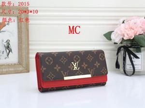 2020 porte-monnaie Zippy design portefeuille de luxe des femmes de sacs à main designer sacs à main d'embrayage porte-monnaie porte-cartes porte-monnaie design en cuir expédition