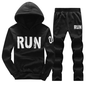 O-Neck Asali Homens Fatos Outwear Hoodies Zipper Sportwear Define Masculino Moletons Cardigan Men Set Vestuário Calças + Plus Size Tendência