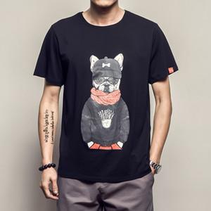 Men's Cartoon Casual Short Sleeve Print T-Shirt Mens 2020 Luxury Designer T Shrits 2020