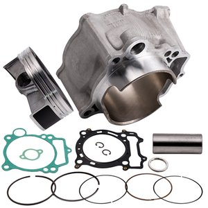 3KS-12213-00-00 Yamaha YFZ450 2004-2009 2012 5TG-11603-00-00, 99999-03528-00 için Silindir Piston Kapak Conta Seti Çap 95mm