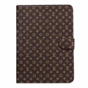 Estuche de lujo ipad diseñador para caja de la tableta de cuero del iPad Mini PU para Pro contraportada 12,9 pulgadas Ipad Aire 10,5 pulgadas caja de la tableta