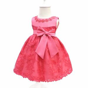Abbigliamento bambini bambini degli smoking Abiti Europa e in America principessa Lace pannello esterno del bambino di un anno Blazers Dress 40