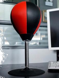 Hohe Qualität Schreibtisch Boxen Boxsack Geschwindigkeit Ball Taschen Pu Punch Training Fitness Sport Praktische Stressabbau