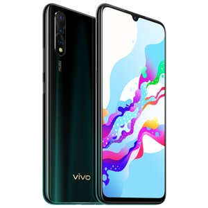 Original Vivo Z5 4G LTE Cell Phone 8GB RAM 128GB ROM Snapdragon 712 Octa Core Android 6.38 inch Full Screen 48MP Face ID Smart Mobile Phone