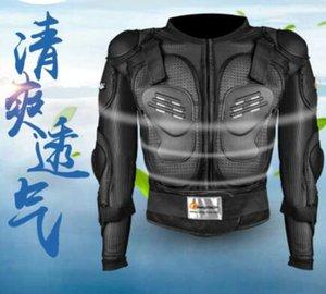 Мотоциклетная куртка Мужчины Полное тело Мотоцикл Доспехание Мотокросс Гоночный Защитный механизм Мотоцикл Защита Доспеха Moto Куртка