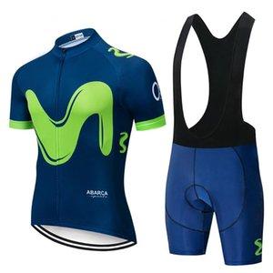2019 verde M Pro cycling jersey camice della bici mens pad Ropa Ciclismo 9D gel estate Maillot Culotte fabbrica abitudine del commercio all'ingrosso