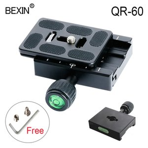 Accessoires Trépied Monopodes pince caméra BEXIN tête de boule de serrage rapide RCV adaptateur compatible support de support de montage pour