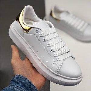 femmes design de luxe mode chaussures hommes diapos mq luxe chaussures plate-forme casual des chaussures scarpe firmate blanc noir de haute qualité