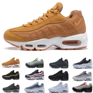 2020 hot sale cushion Air Anniversary MID Mens Shoes 2020 new Sneakerboot black Army green running shoes Training Sneakers sport shoes
