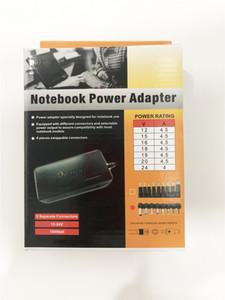 Hot Universal 96W AU EU UK US Laptop Notebook 12V-24V Ladegerät Netzteil mit 8 Anschlüssen