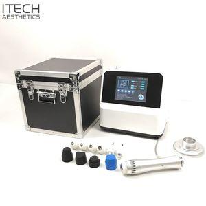 Portátil ESWT Shockwave Terapia Máquina para ED Home Use Focada Shockwave Sistema Móvel Therapie Shockwave Dispositivo
