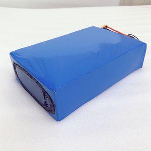 72V 20Ah Rollerbatterie für Batterie elektrische Fahrrad-1500W 72V-Batterie mit 5A Ladegerät 30A build-in BMS Roller 72V ohne steuerfrei Schiff