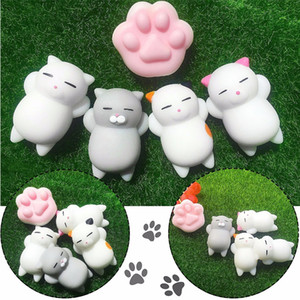 Lumiparty Squishiy Toys Mini Mochi Squishies Cute Animals Relief Stress Toys for Adults Kids Youths Mini Soft Squeeze Birthday Gift