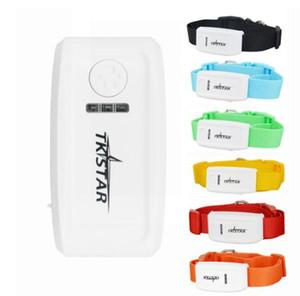 100% Orijinal tkstar TK909 Pet GPS GSM GPRS Tracker Bulucu GPS Takip Cihazı ile Köpek Kedi için Ücretsiz Web APP izleme Yaka
