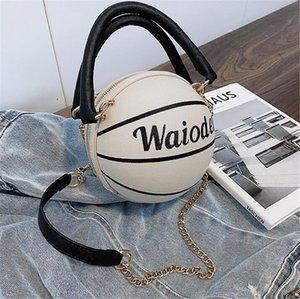 Высокого качество Женщина баскетбол мешки плеча черного металл цепь сумка Tote кожа Pure Black сумка сумка сумка # 27662