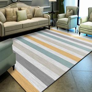 bedroom minimalista casa estudo sala de estar de estilo europeu cabeceira café tapete sofá tabela casa decoração tapete geométrica