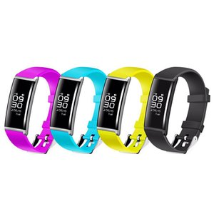 10 PCS X9 Smart Bracelet Heart Rate Smart Band Blood Pressure Monitor Fitness Tracker Smartband For IOS Android In stock