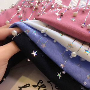 20190502 Una nueva estrella de destello Flojo Carta camiseta impresa