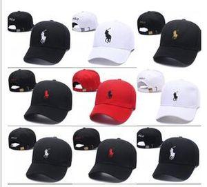 Lüks tasarımcı moda Retro Casquette visor polo Nakış kemik beyzbol şapkası kadın spor snapback kapaklar drake saray 6 paneli tanrı polo şapkalar