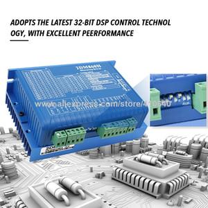 2 Phase Hybrid Stepper Motor Driver 2DM860 2DM860H SpD commande Pour NEMA34 Stepper Motor 24 à 110V DC 18 à 80V AC Tension