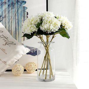الاصطناعي زهرة الحرير رئيس زهرة كوبية لحفل الزفاف الجديدة الملحقات السنة الديكور لترتيب زهرية