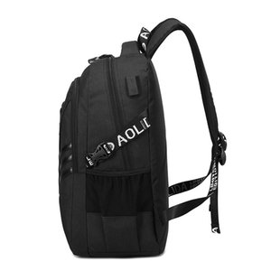 MEN'S Backpack 2019 New Style Mountaineering Bag Outdoor Waterproof Oxford Sports Backpack Middle School Students School Bag Bac