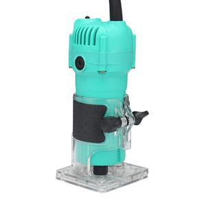 35000rpm elektrische Hand Trimmer Router Holzschnitzerei Maschine